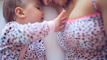 Breastfeeding moms who smoke pot may be passing THC to their infants