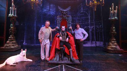 Drácula, el musical: casi una novela de desesperación, suerte y talento