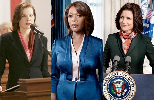 17 Female US Presidents in Movies and TV, From Geena Davis to Gina Rodriguez (Photos)