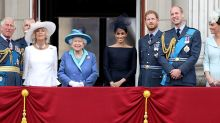 What the royal family call each other behind the palace doors