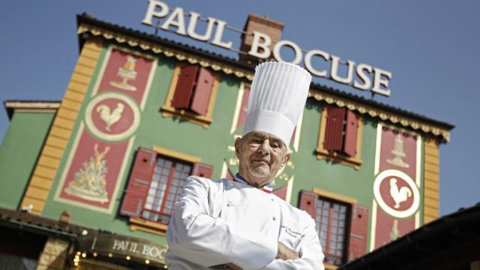 Paul Bocuse, pioneer of nouvelle cuisine, dies aged 91