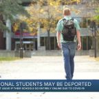 International students face deportation if they don't take in-person classes