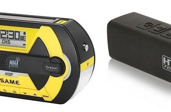 Oregon Scientific at CES 2012: new weather monitoring and a Qi charging stations, an action cam and more