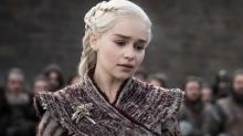 Emilia Clarke improvised an entire Valyrian speech in 'Game Of Thrones'