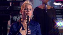 Review: Pink's latest album showcases her unbelievable voice