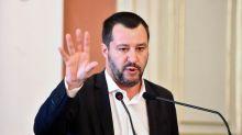 Campania, Salvini: la politica dei no provoca roghi tossici
