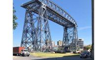 Después de seis décadas: el Puente Transbordador Nicolás Avellaneda volverá a funcionar