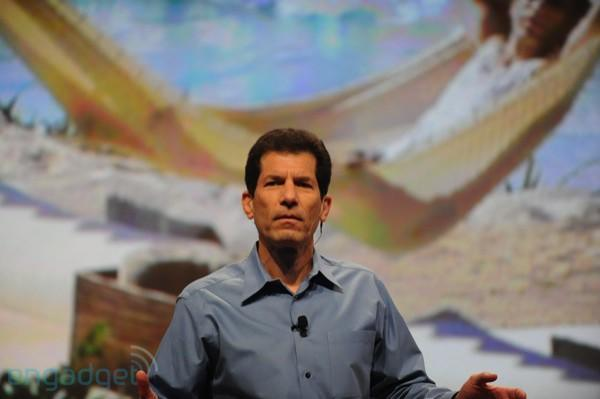 Palm CEO still thinks company can go it alone, open to webOS licensing deals