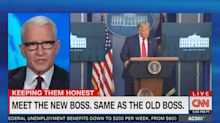 Anderson Cooper calls Trump a 'snake oil salesman' for touting doctor who believes in 'demon sperm'