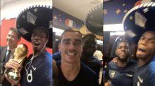 """Pogba y Griezmann celebran el Mundial al estilo mexicano: """"¡Viva México cabr...!"""""""