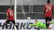 Foot - C3 - Ligue Europa:Manchester United vient à bout de Copenhague et rallie les demi-finales