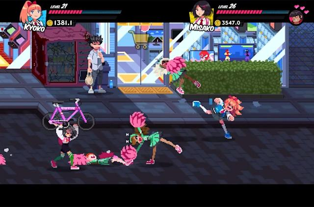 Beat 'em up revival 'River City Girls' arrives September 5th