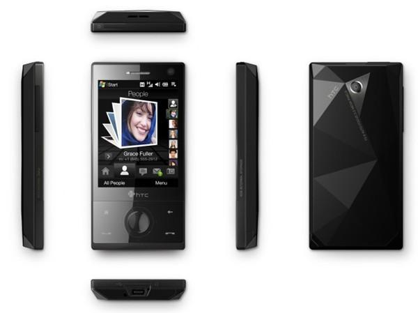 HTC ships first batch of Touch Diamond handsets