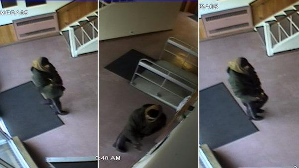 Photos of person of interest in Lawnside hoax released