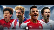 #UCL PREVIEW: ARSENAL v MONACO, BAYER v ATLÉTICO | #FDW
