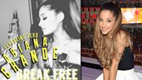 "Ariana Grande's ""Break Free"" World Premiere on ""Total Ariana Live"""