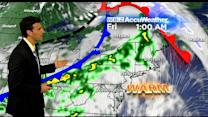 WBZ AccuWeather Evening Forecast For March 31