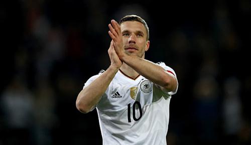 DFB-Team: Podolski bedankt sich: Ihr wart der Hammer