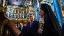 Ukraine priests to hold historic 'unification' synod