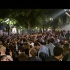 People Celebrate in Barcelona Streets as COVID-19 Curfew Lifted