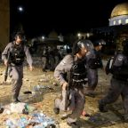 Turkey accuses Israel of 'terror' over Palestinian clashes at Al-Aqsa