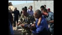 Iraq security forces engage attackers of police station