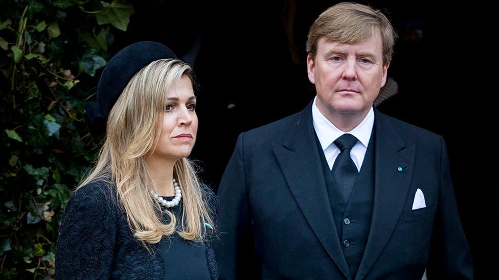 Royal family announce sad death of Princess Christina