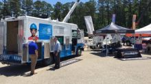 Spartan Motors' Utilimaster® Displays Walk-in Van For Urban Utility Service At Electric Utility Fleet Managers Conference
