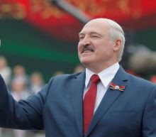 Opposition floods Belarus capital as president hits out at foreign 'dirty tricks'