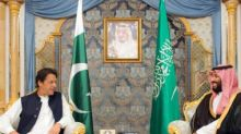 Pakistan will always stand by Saudi Arabia, says Imran Khan during maiden visit, seeks to play role of mediator in West Asia