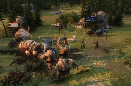 Age of Wonders 3 launches Mar. 31, pre-orders get passport to Elven woods