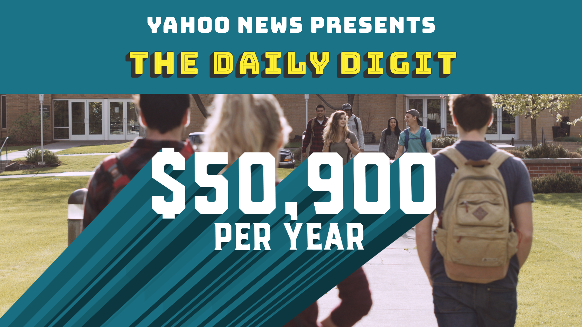 Daily Digit: More than just tuition, the real cost of college is staggering