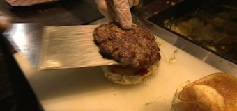 P.E.I. beef company showing some burger love to food banks
