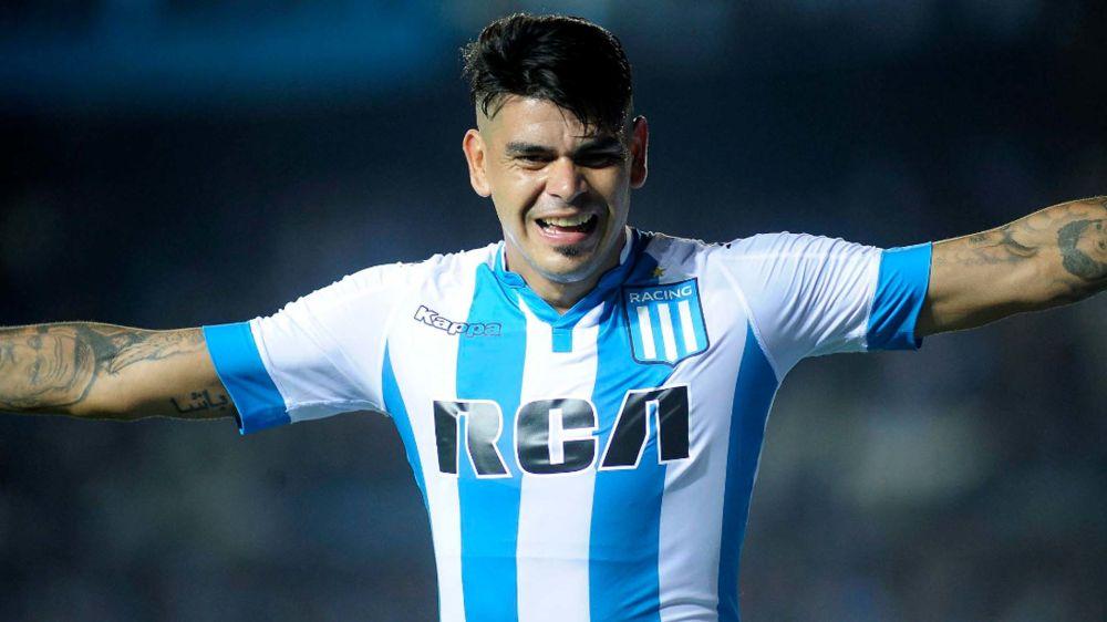 """Bou: """"Volvería a Racing para jugar la Copa Libertadores"""""""