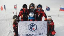 Photo Release: South Pole Energy Challenge Team Reaches South Pole