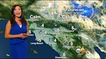 Amber Lee's Weather Forecast (May 3)