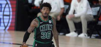 Boston Celtics star has locker room meltdown after loss