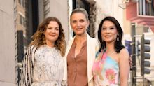 'Charlie's Angels' Stars Reunite At Lucy Liu's Hollywood Walk Of Fame Ceremony
