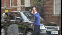 Prince William says 'very happy' after birth of daughter
