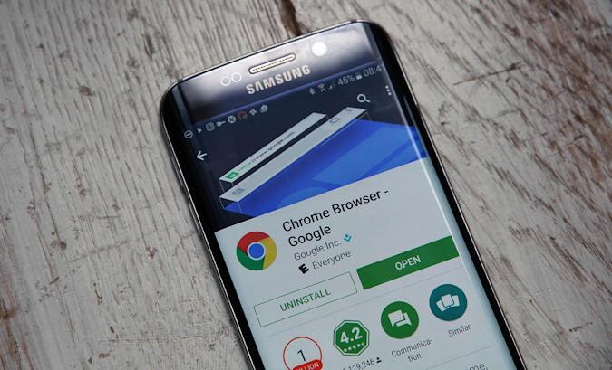 Chrome for Android makes video smoother, less power-hungry