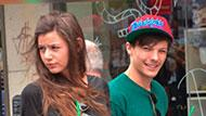 WOWtv - One Direction's Louis Tomlinson Holds Hands With Eleanor Calder