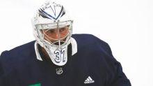 Winnipeg Jets goaltender Connor Hellebuyck named a finalist for Vezina Trophy