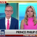 Fox News' Brian Kilmeade Links Prince Philip's Death To Meghan And Harry Interview