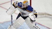 Blues trade goalie Allen to Montreal, clear salary cap space