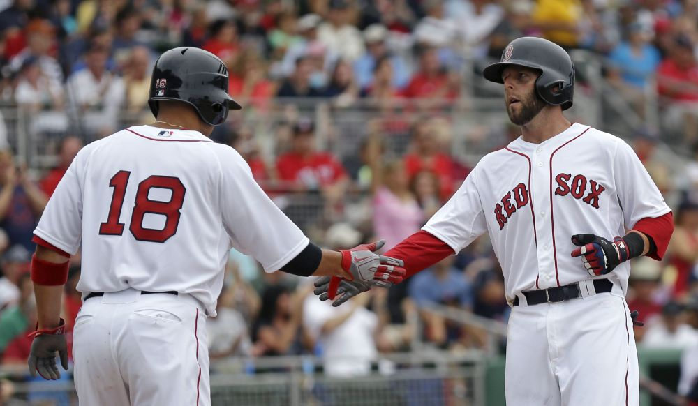 Red Sox RF Victorino put on disabled list