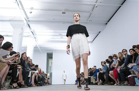 Fashion Designers Unveil What Works For Work