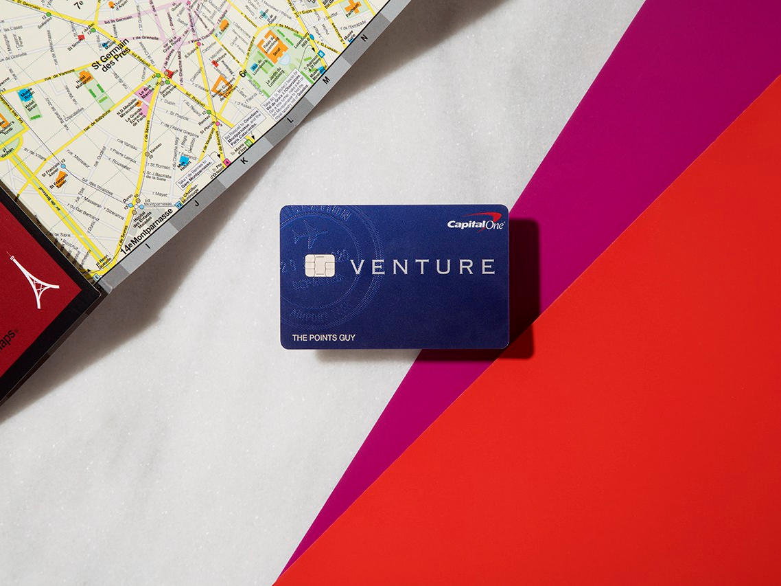 Capital One Venture card now has 12 transfer partners, 75k-point sign-up bonus recommend