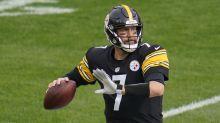 Steelers siguen perfectos con paliza a Browns, 38-7