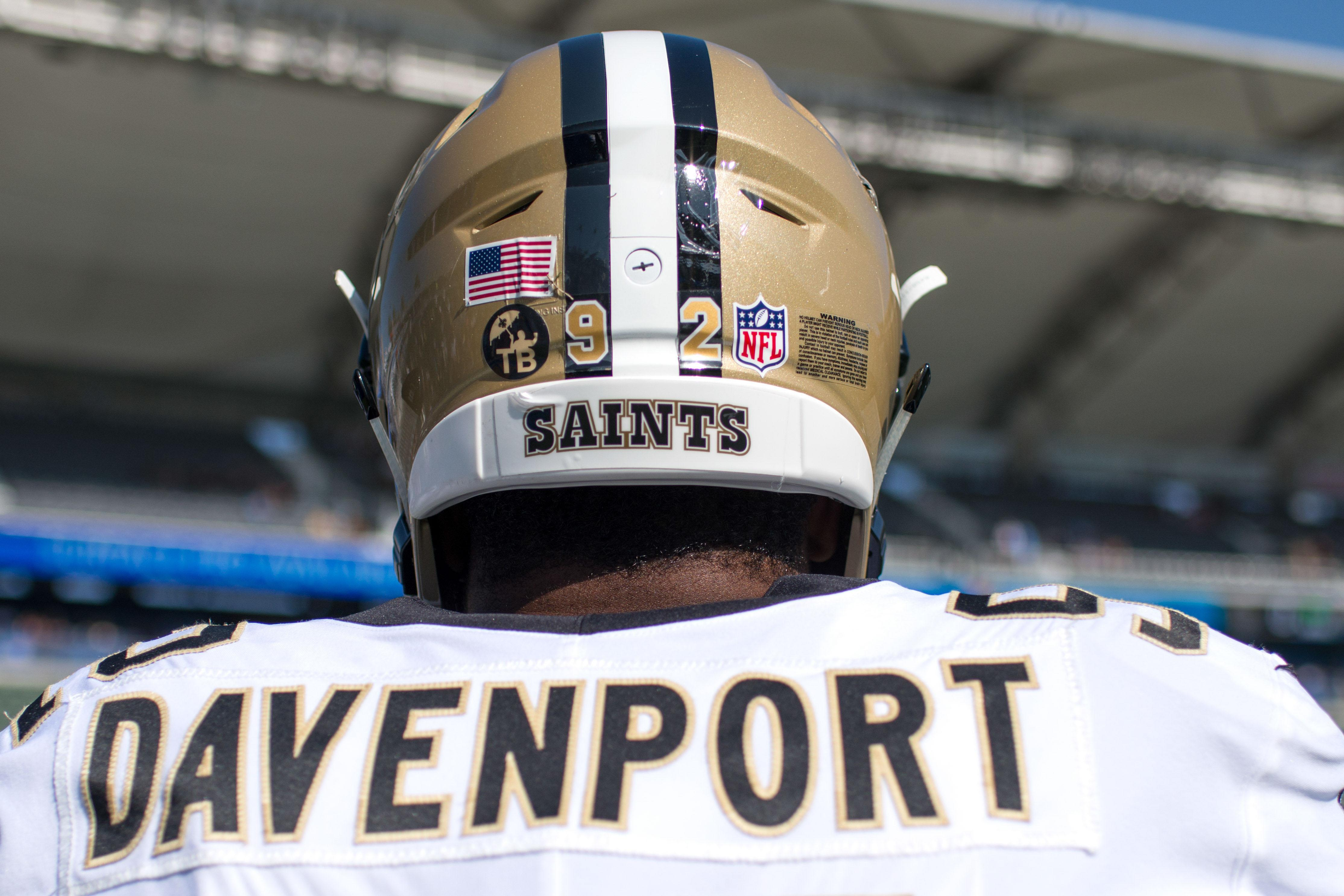 Sean Payton hopeful Marcus Davenport can suit up for Week 4 at Lions