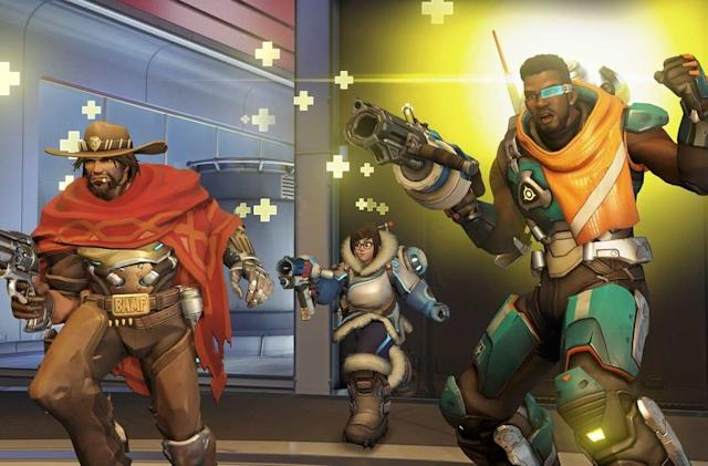 'Overwatch' healer Baptiste debuts on March 19th